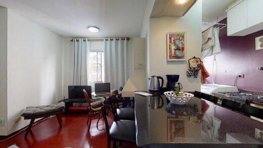Living - Apartamento à venda Rua Estado de Israel,Vila Clementino, Zona Sul,São Paulo - R$ 609.233 - II-21215-35251 - 10