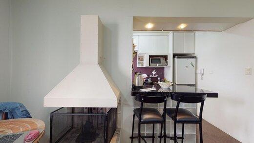 Living - Apartamento à venda Rua Estado de Israel,Vila Clementino, Zona Sul,São Paulo - R$ 609.233 - II-21215-35251 - 1