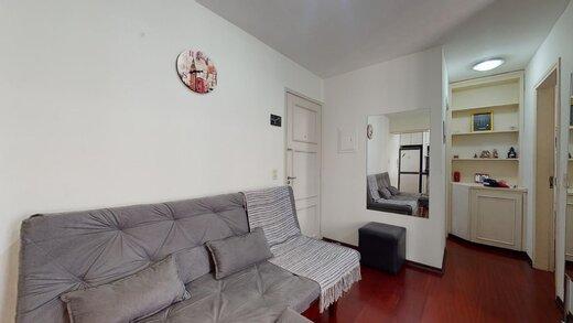 Living - Apartamento à venda Rua Estado de Israel,Vila Clementino, Zona Sul,São Paulo - R$ 609.233 - II-21215-35251 - 15