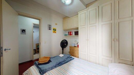 Quarto principal - Apartamento à venda Rua Estado de Israel,Vila Clementino, Zona Sul,São Paulo - R$ 609.233 - II-21215-35251 - 19