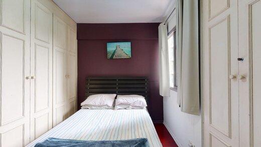 Quarto principal - Apartamento à venda Rua Estado de Israel,Vila Clementino, Zona Sul,São Paulo - R$ 609.233 - II-21215-35251 - 20