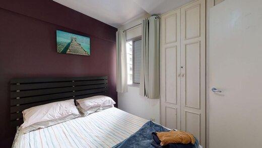 Quarto principal - Apartamento à venda Rua Estado de Israel,Vila Clementino, Zona Sul,São Paulo - R$ 609.233 - II-21215-35251 - 21