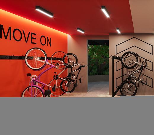 Bicicletario - Fachada - Flow Perdizes - Breve Lançamento - 1177 - 11