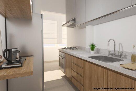 Cozinha - Apartamento 2 quartos à venda Copacabana, Rio de Janeiro - R$ 1.835.000 - II-21311-35384 - 26