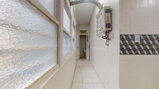 Cozinha - Apartamento 2 quartos à venda Copacabana, Rio de Janeiro - R$ 1.835.000 - II-21311-35384 - 22
