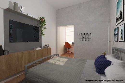 Quarto principal - Apartamento 2 quartos à venda Copacabana, Rio de Janeiro - R$ 1.835.000 - II-21311-35384 - 8