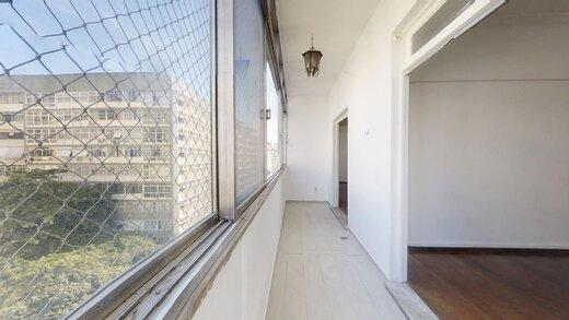 Quarto principal - Apartamento 2 quartos à venda Copacabana, Rio de Janeiro - R$ 1.835.000 - II-21311-35384 - 13