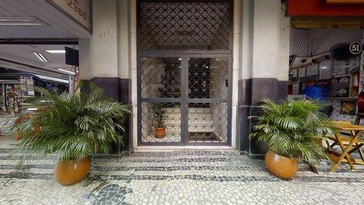 Fachada - Apartamento 2 quartos à venda Copacabana, Rio de Janeiro - R$ 1.835.000 - II-21311-35384 - 21