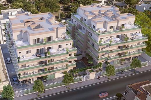 Aerea - Cobertura 3 quartos à venda Rio de Janeiro,RJ - R$ 1.195.000 - II-21316-35403 - 4