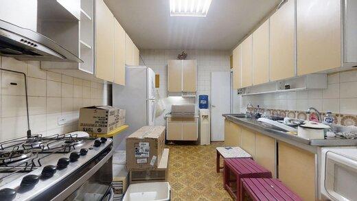 Cozinha - Apartamento 3 quartos à venda Copacabana, Rio de Janeiro - R$ 1.300.000 - II-21383-35556 - 3
