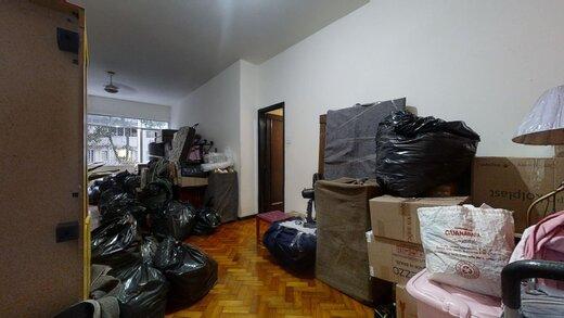 Living - Apartamento 3 quartos à venda Copacabana, Rio de Janeiro - R$ 1.300.000 - II-21383-35556 - 5