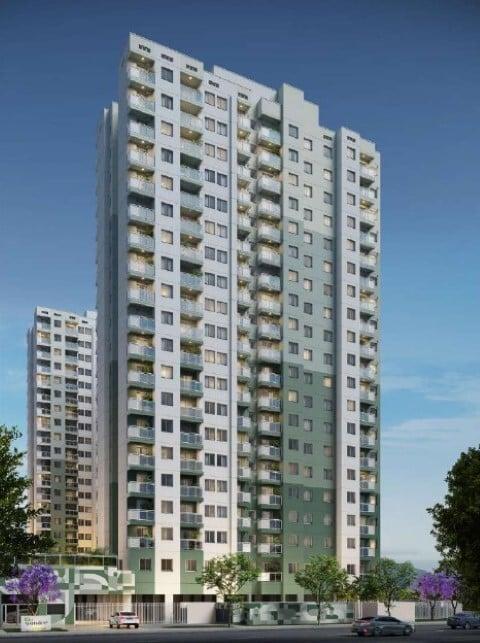 Fachada - Fachada - Rio Wonder Residences Praia Formosa - Fase 2 - Breve Lançamento - 351 - 1