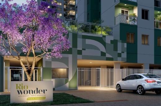 Portaria - Fachada - Rio Wonder Residences Praia Formosa - Fase 2 - Breve Lançamento - 351 - 2