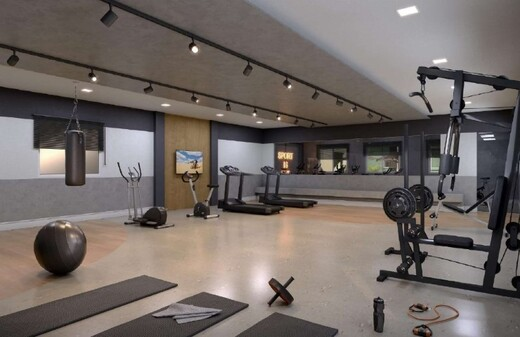 Fitness - Fachada - Rio Wonder Residences Praia Formosa - Fase 2 - Breve Lançamento - 351 - 3