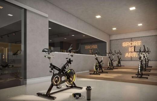 Fitness - Fachada - Rio Wonder Residences Praia Formosa - Fase 2 - Breve Lançamento - 351 - 4