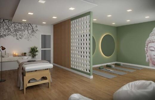 Sala de massagem - Fachada - Rio Wonder Residences Praia Formosa - Fase 2 - Breve Lançamento - 351 - 10