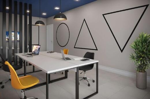 Coworking - Fachada - Rio Wonder Residences Praia Formosa - Fase 2 - Breve Lançamento - 351 - 11