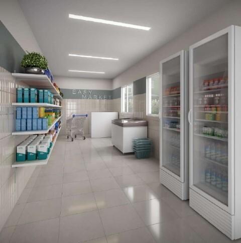 Market - Fachada - Rio Wonder Residences Praia Formosa - Fase 2 - Breve Lançamento - 351 - 12