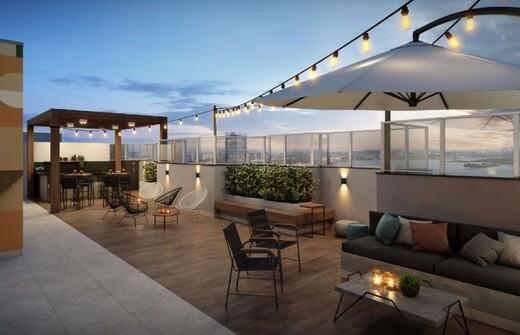 Lounge - Fachada - Rio Wonder Residences Praia Formosa - Fase 2 - Breve Lançamento - 351 - 24