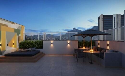Lounge - Fachada - Rio Wonder Residences Praia Formosa - Fase 2 - Breve Lançamento - 351 - 26