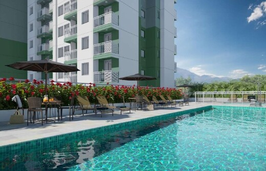 Piscina - Fachada - Rio Wonder Residences Praia Formosa - Fase 2 - Breve Lançamento - 351 - 27