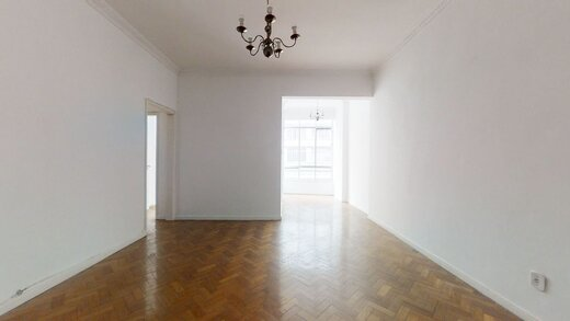 Living - Apartamento 3 quartos à venda Copacabana, Rio de Janeiro - R$ 1.110.000 - II-21412-35615 - 4