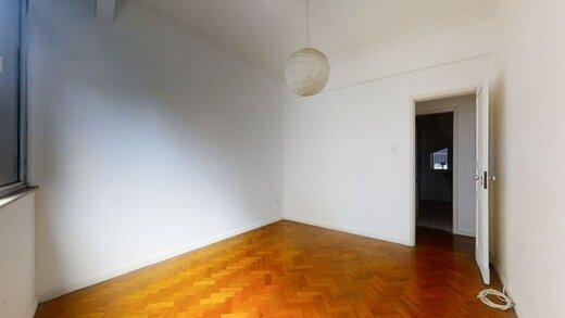 Quarto principal - Apartamento 3 quartos à venda Copacabana, Rio de Janeiro - R$ 1.110.000 - II-21412-35615 - 1