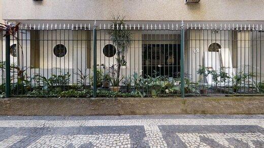 Fachada - Apartamento 2 quartos à venda Laranjeiras, Rio de Janeiro - R$ 865.000 - II-21432-35654 - 23
