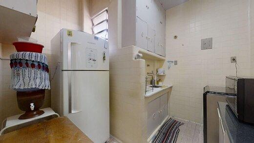Cozinha - Apartamento 2 quartos à venda Laranjeiras, Rio de Janeiro - R$ 865.000 - II-21432-35654 - 19