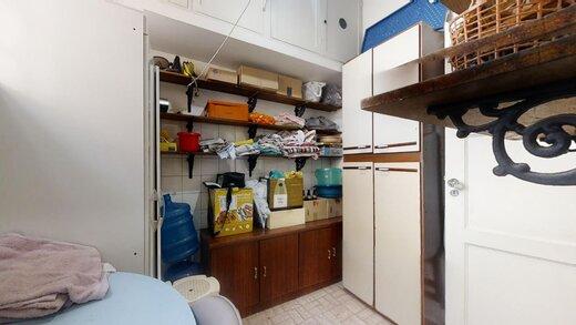 Cozinha - Apartamento 2 quartos à venda Laranjeiras, Rio de Janeiro - R$ 865.000 - II-21432-35654 - 1