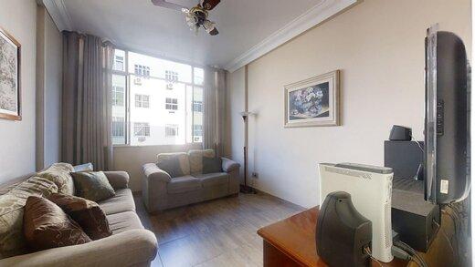 Living - Apartamento 2 quartos à venda Laranjeiras, Rio de Janeiro - R$ 865.000 - II-21432-35654 - 14