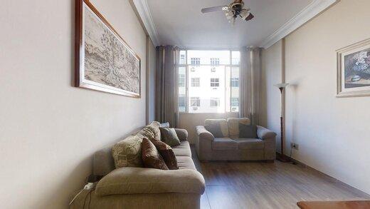 Living - Apartamento 2 quartos à venda Laranjeiras, Rio de Janeiro - R$ 865.000 - II-21432-35654 - 13