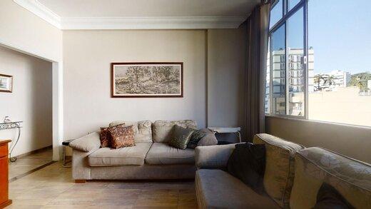 Living - Apartamento 2 quartos à venda Laranjeiras, Rio de Janeiro - R$ 865.000 - II-21432-35654 - 12