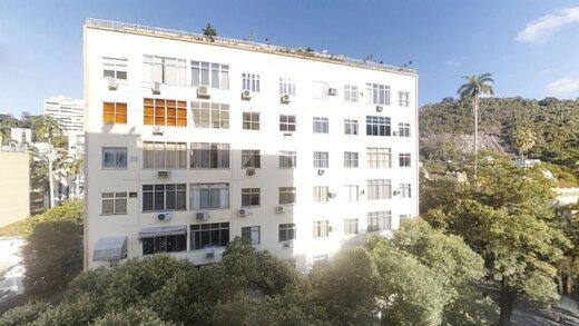 Living - Apartamento 2 quartos à venda Laranjeiras, Rio de Janeiro - R$ 865.000 - II-21432-35654 - 11