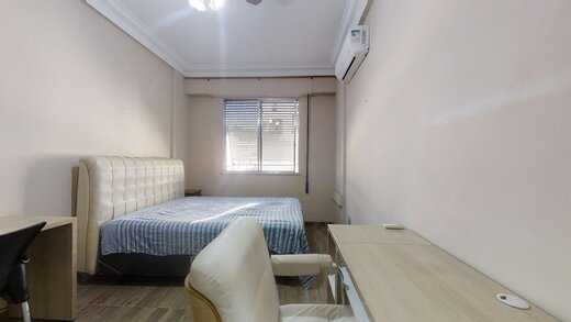 Quarto principal - Apartamento 2 quartos à venda Laranjeiras, Rio de Janeiro - R$ 865.000 - II-21432-35654 - 8