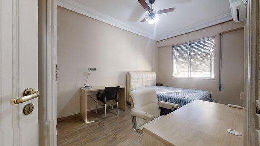 Quarto principal - Apartamento 2 quartos à venda Laranjeiras, Rio de Janeiro - R$ 865.000 - II-21432-35654 - 5