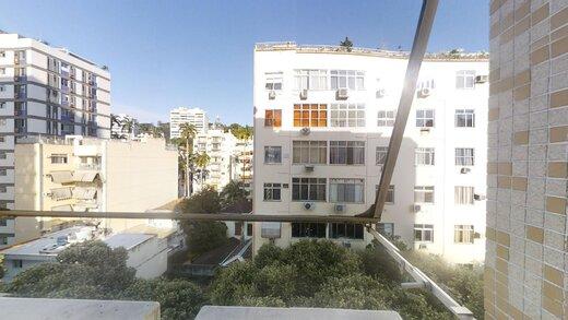 Quarto principal - Apartamento 2 quartos à venda Laranjeiras, Rio de Janeiro - R$ 865.000 - II-21432-35654 - 4