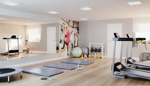 Fitness - Fachada - Grumari Novo Recreio Residences - Fase 2 - 1720 - 6