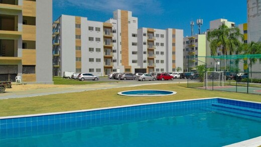 Piscina - Fachada - Grumari Novo Recreio Residences - Fase 2 - 1720 - 11