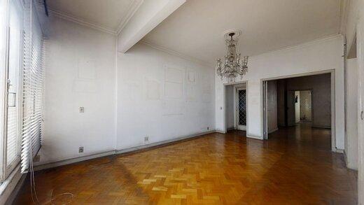 Living - Apartamento 3 quartos à venda Copacabana, Rio de Janeiro - R$ 1.625.000 - II-21549-35826 - 16