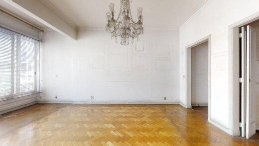 Living - Apartamento 3 quartos à venda Copacabana, Rio de Janeiro - R$ 1.625.000 - II-21549-35826 - 1