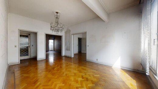 Living - Apartamento 3 quartos à venda Copacabana, Rio de Janeiro - R$ 1.625.000 - II-21549-35826 - 9