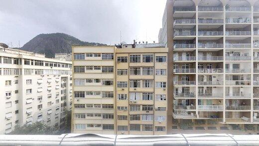 Living - Apartamento 3 quartos à venda Copacabana, Rio de Janeiro - R$ 1.625.000 - II-21549-35826 - 5
