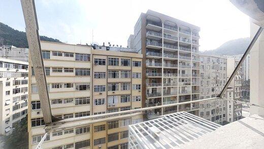 Living - Apartamento 3 quartos à venda Copacabana, Rio de Janeiro - R$ 1.625.000 - II-21549-35826 - 13