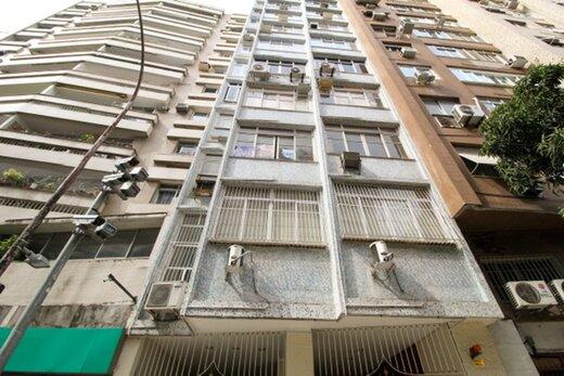 Fachada - Apartamento 2 quartos à venda Copacabana, Rio de Janeiro - R$ 970.000 - II-21550-35827 - 7