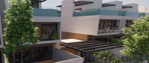 Fachada - Casa em Condomínio à venda Rua Conde de Porto Alegre,Campo Belo, Zona Sul,São Paulo - II-21603-35916 - 1