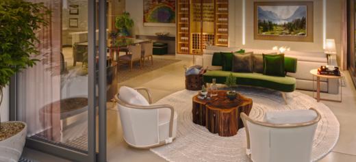 Living - Casa em Condomínio à venda Rua Conde de Porto Alegre,Campo Belo, Zona Sul,São Paulo - II-21603-35916 - 3