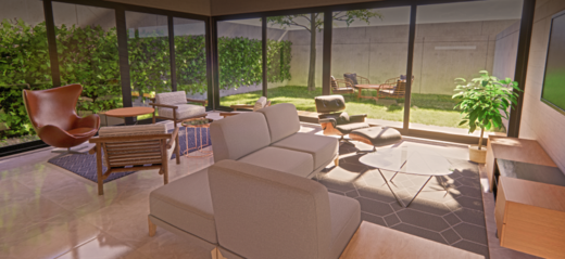Living - Casa em Condomínio à venda Rua Conde de Porto Alegre,Campo Belo, Zona Sul,São Paulo - II-21603-35916 - 4