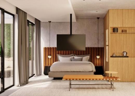 Dormitorio - Fachada - Pratik - 361 - 6