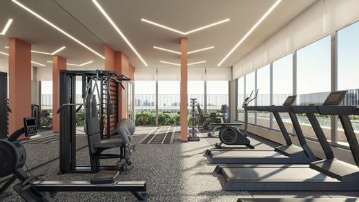Fitness - Studio à venda Rua Vergueiro,Ipiranga, São Paulo - R$ 257.320 - II-21671-36031 - 7